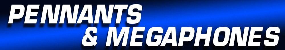 Pennants & Megaphones